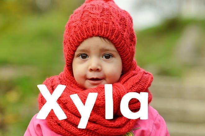 Baby name Xyla