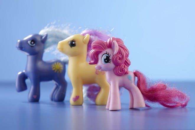 4. My Little Pony