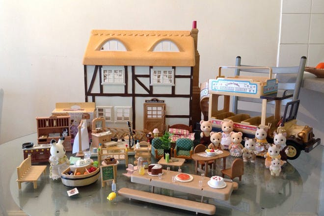 The Sylvanian Families sets that could make you a small fortune