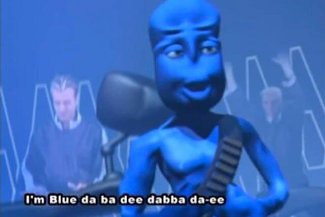 Blue (Da Ba Dee) by Eiffel 65