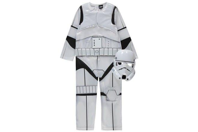 Asda storm trooper costume