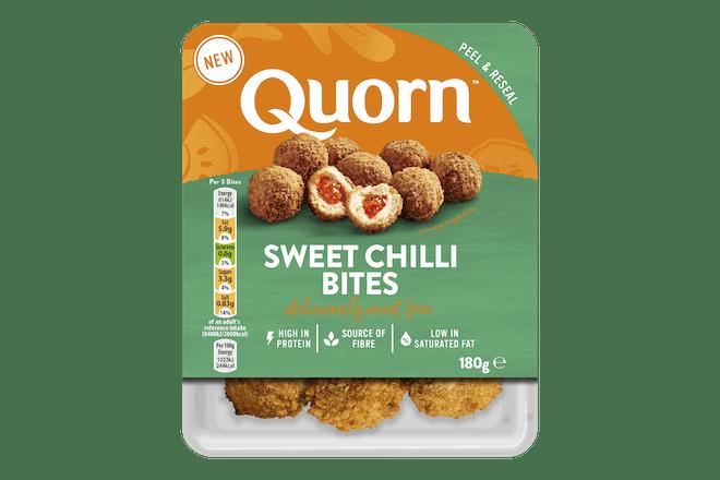 Quorn Sweet Chilli BItes