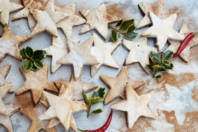 Gluten-free stars
