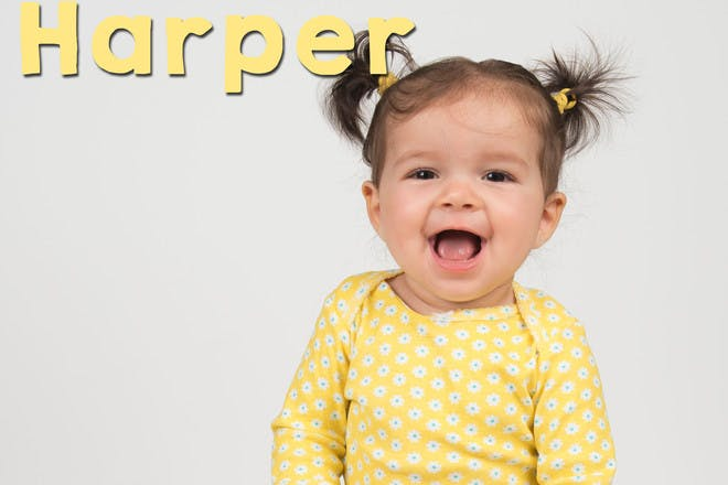 Harper 2018 name