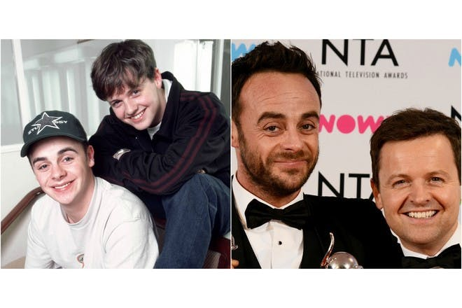 15. Ant and Dec