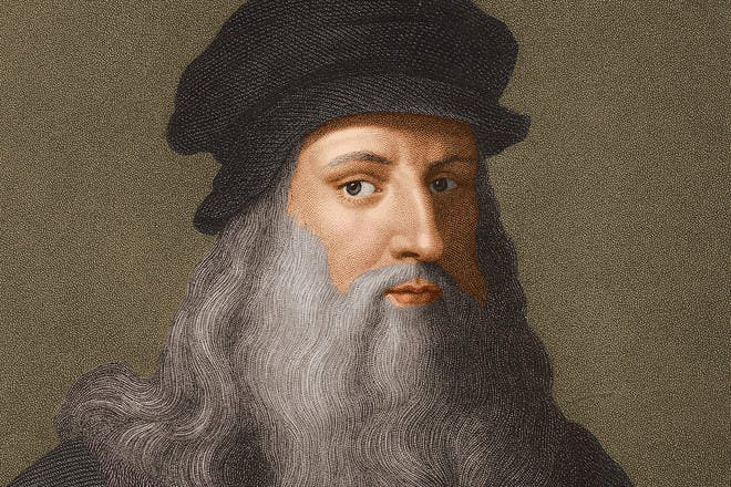 Leonardo Da Vinci inconic names