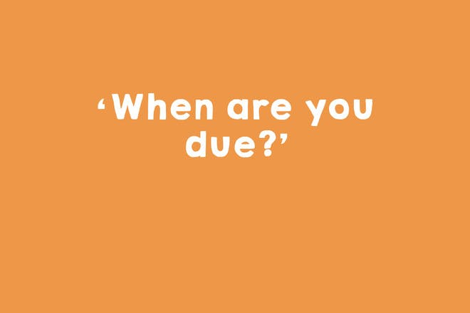 When are you due?