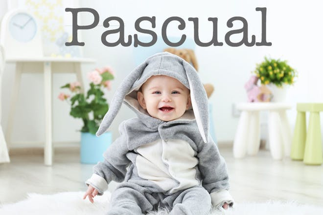 Pascual - Easter baby names