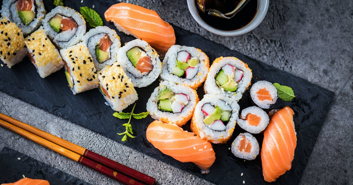 can you eat sushi when pregnant  netmums