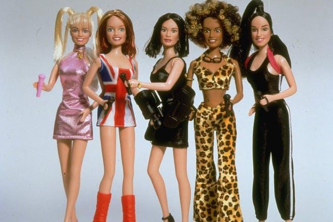 8. Spice Girl Doll