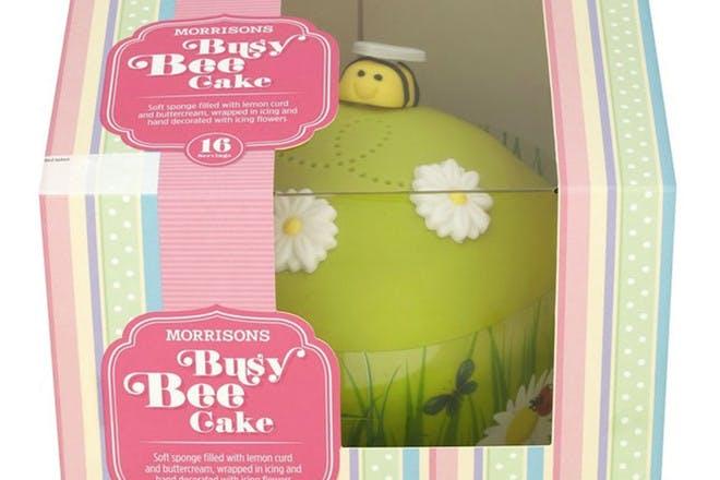 Morrisons birthday cake