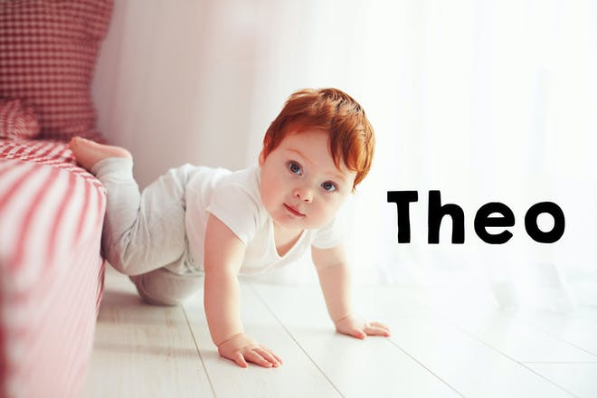 Theo baby name