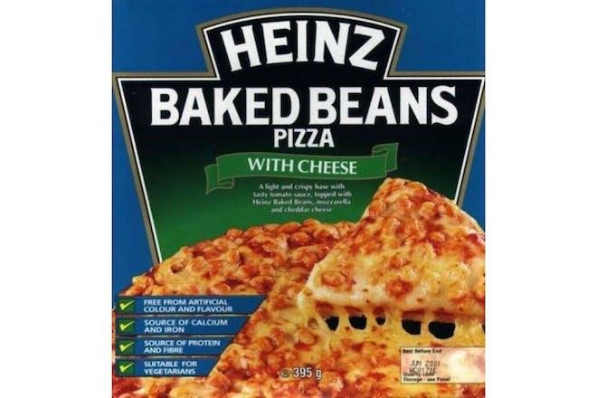 bean pizza box