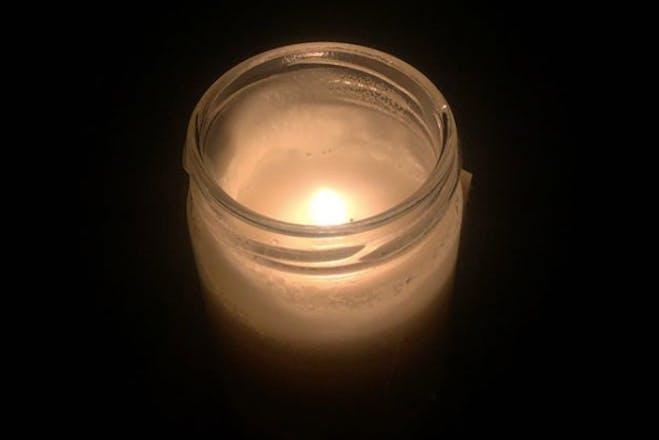 Gi Fletcher candle