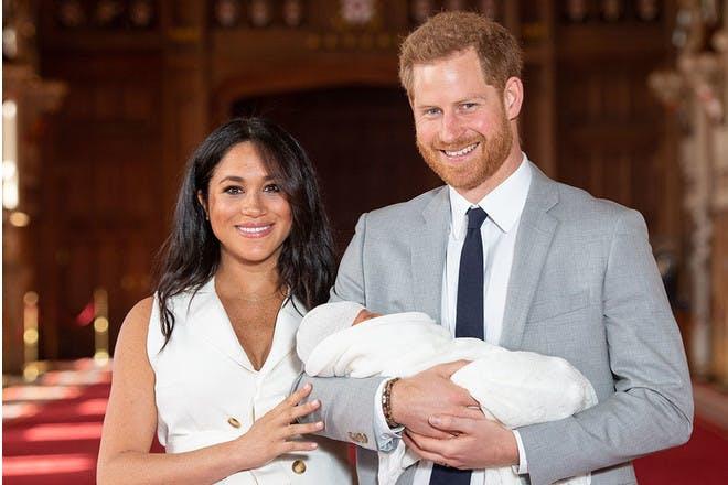 1. Meghan Markle and Prince Harry