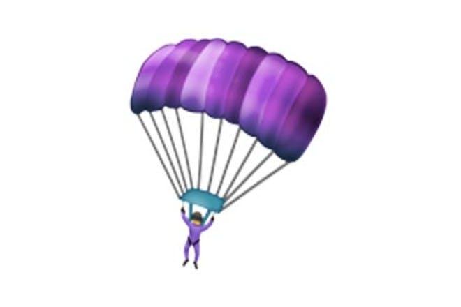7. The parachute