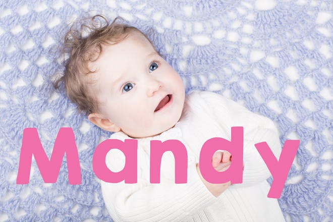 34. Mandy