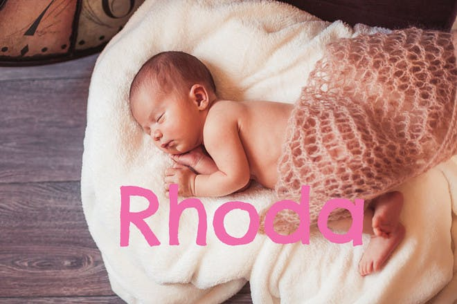 21. Rhoda