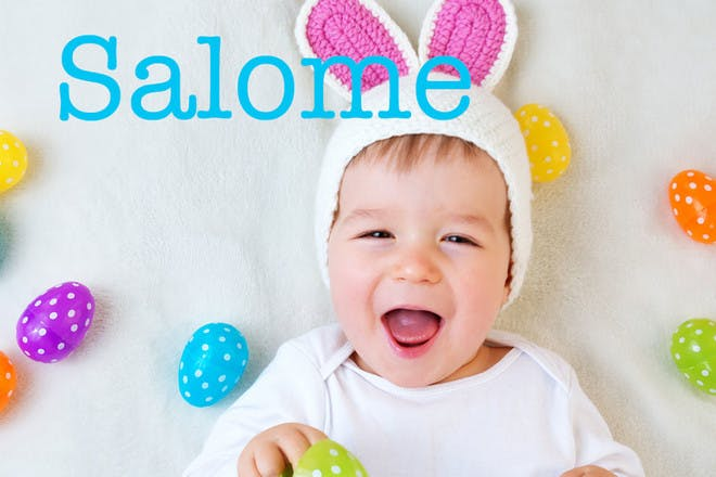 Salome - Easter baby names