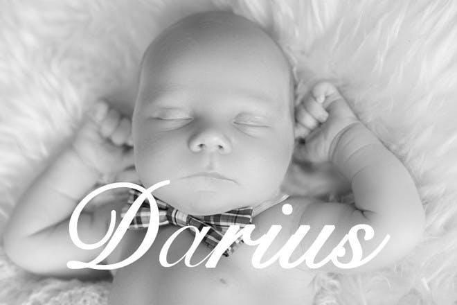 10. Darius