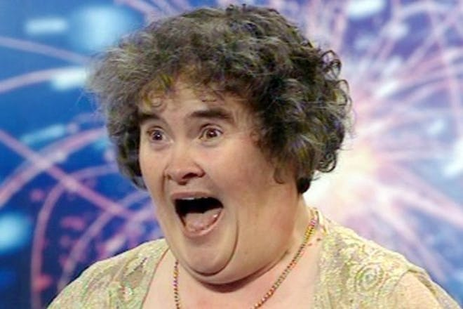 Susan Boyle performs I Dreamed a Dream on Britain's Got Talent
