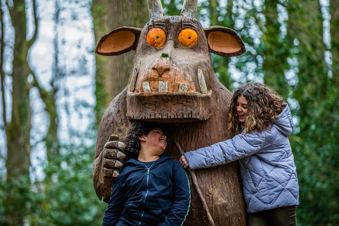 26 unmissable places to see the Gruffalo