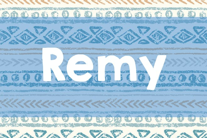 Remy name