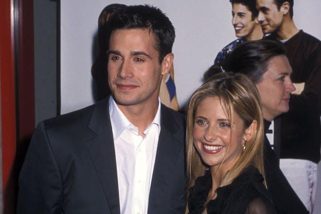 15. Sarah Michelle Gellar and Freddie Prinze Jr