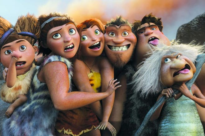 29. The Croods 2