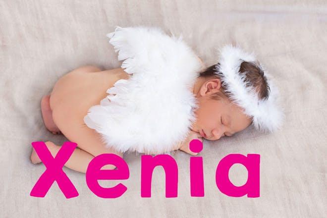 Baby name Xenia