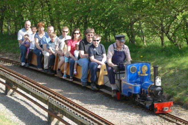 Ashton Court Miniature Railway