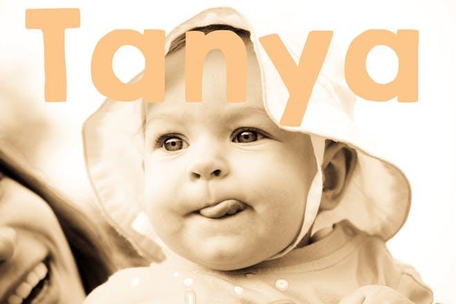 Baby name Tanya