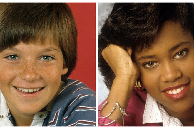 30 celebrities you didn't know were child actors