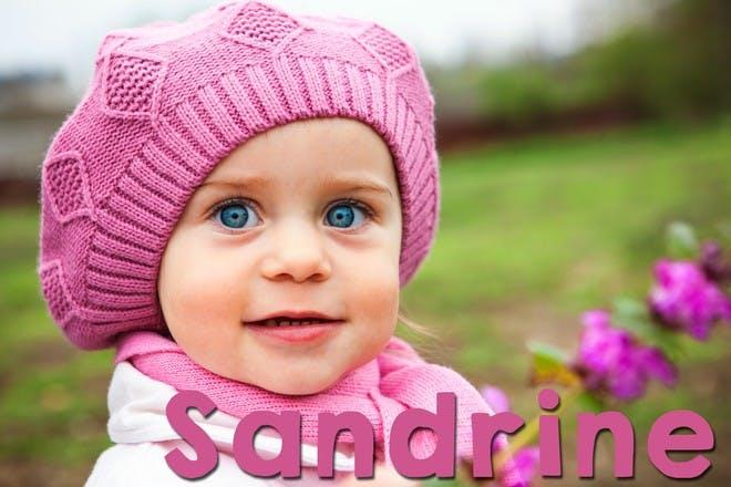 28. Sandrine