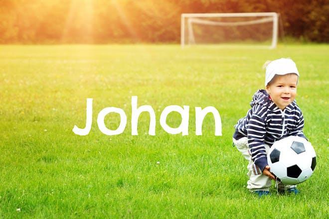21. Johan
