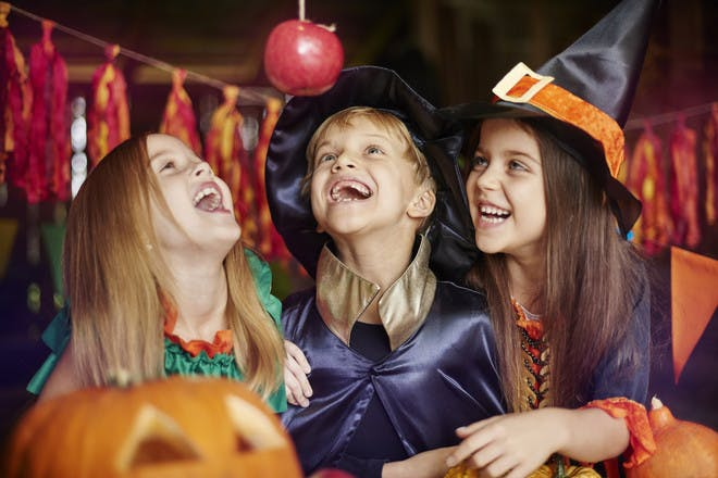 15 fun Halloween party games for kids