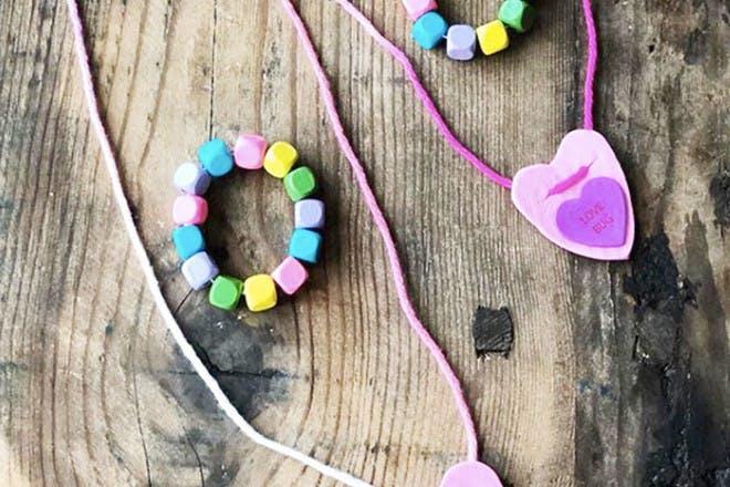 3. Valentine's jewellery