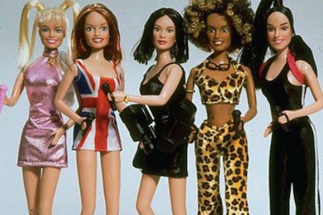 Spice Girls dolls