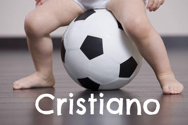 9. Cristiano