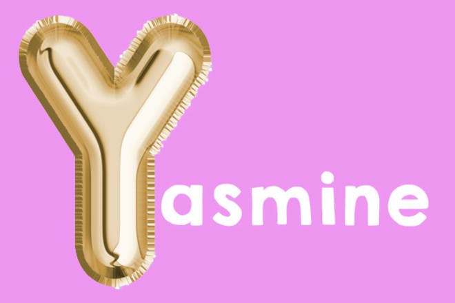 Yasmine 'y' name