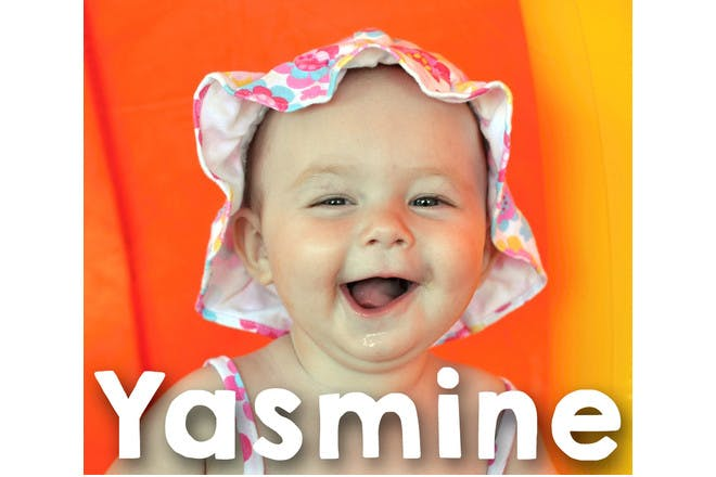Baby names beginning with 'Y'