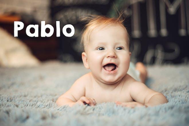 Pablo baby name