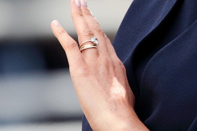 Meghan Markle's ring