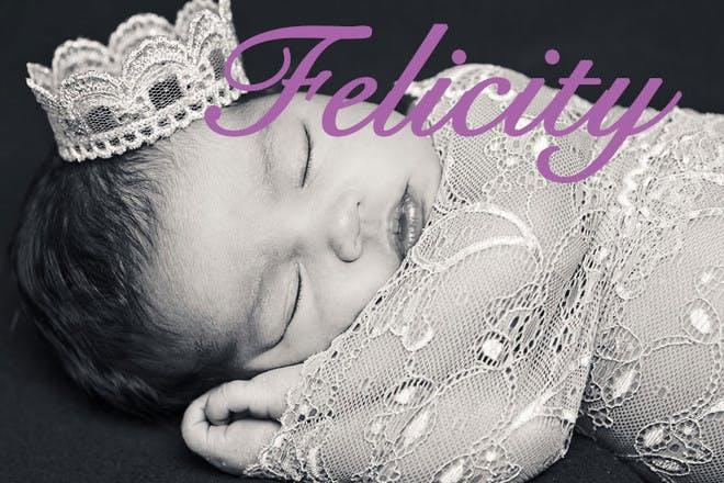 43. Felicity
