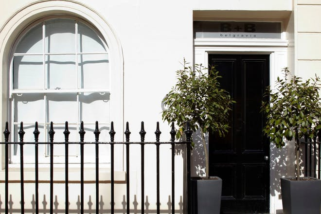 B+B Belgravia, in Ebury Street, Central London