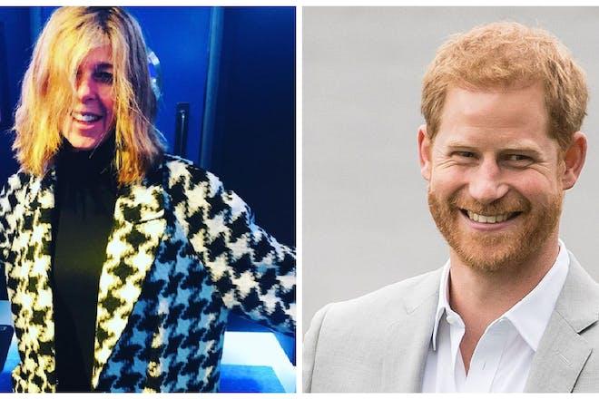 Kate Garraway and Prince Harry