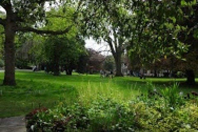 museum garden in york