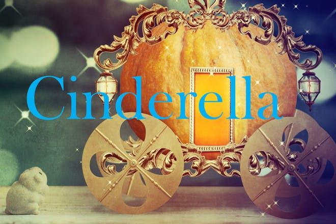 12. Cinderella