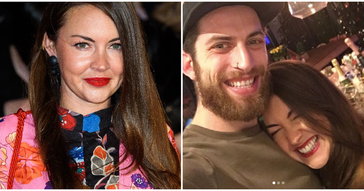 Lacey Turner reveals her newborn son's very rare name ...