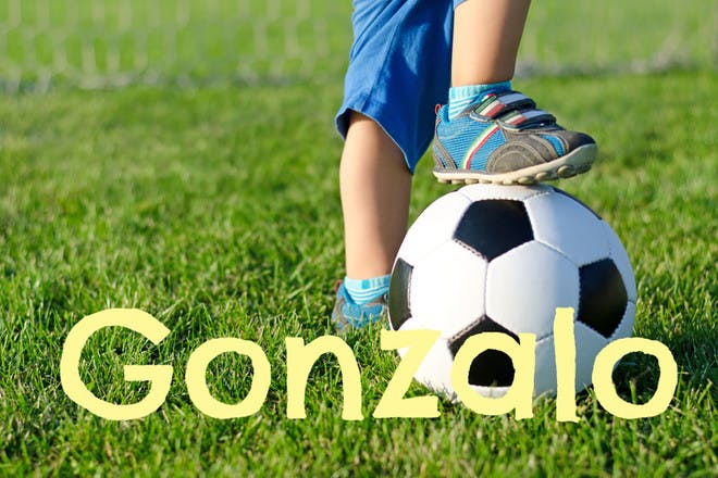 Baby names Gonzalo